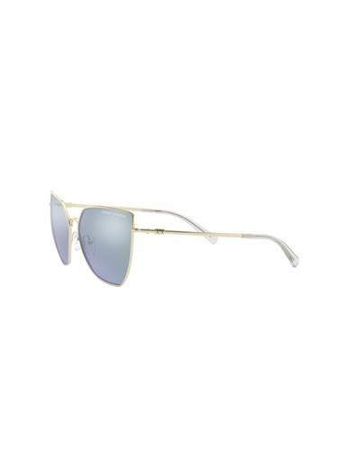 Armani Güneş Gözlüğü Gümüş